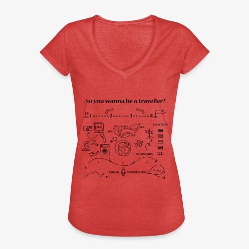 nomad - Women's Vintage T-Shirt
