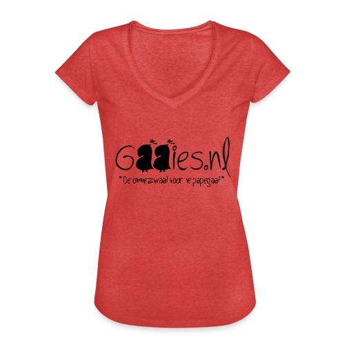 gaaies - Vrouwen Vintage T-shirt