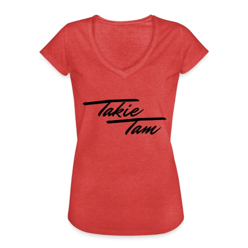 takie tam - Koszulka damska vintage