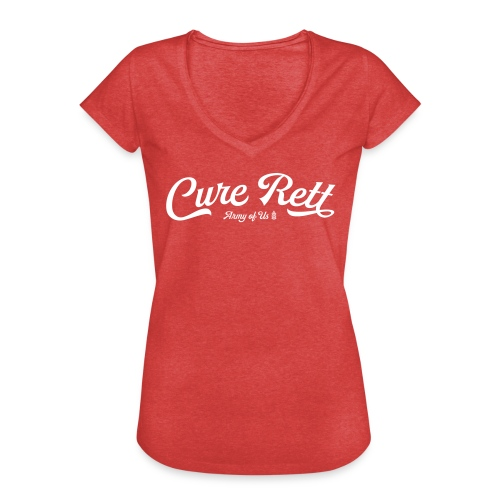 Cure Rett - Women's Vintage T-Shirt