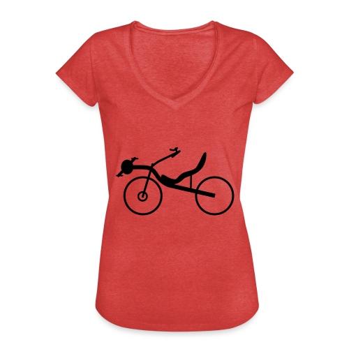 Raptobike - Frauen Vintage T-Shirt