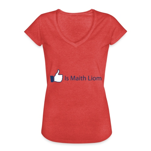 like nobg - Women's Vintage T-Shirt