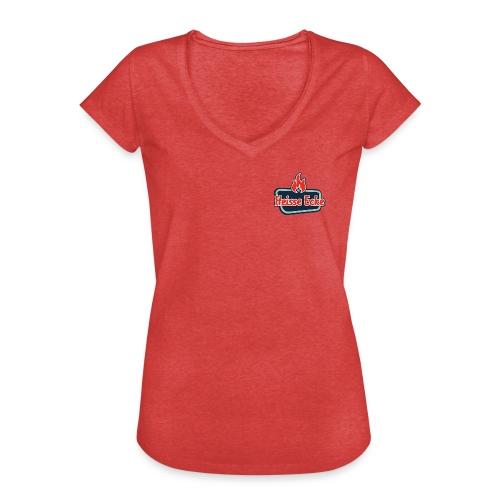 17000900 - Frauen Vintage T-Shirt