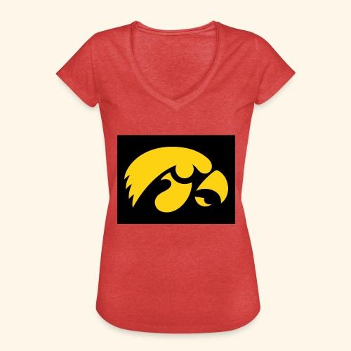 YellowHawk shirt - Vrouwen Vintage T-shirt