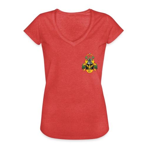 Vaakuna - Naisten vintage t-paita