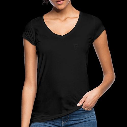 V I R G I L I I - Camiseta vintage mujer