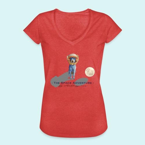 The Space Adventure - Women's Vintage T-Shirt