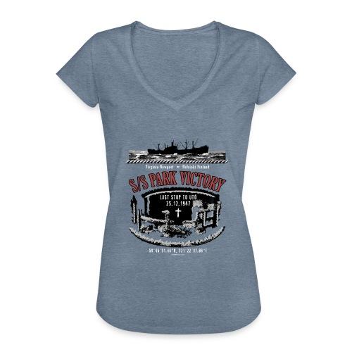 PARK VICTORY LAIVA - Tekstiilit ja lahjatuotteet - Naisten vintage t-paita