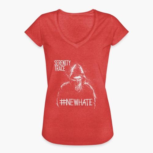 #NewHate Male - Vintage-T-skjorte for kvinner