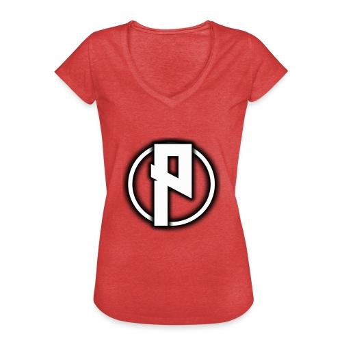 Priizy t-shirt black - Women's Vintage T-Shirt