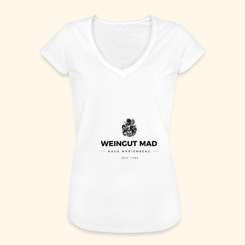 Weingut MAD - Frauen Vintage T-Shirt