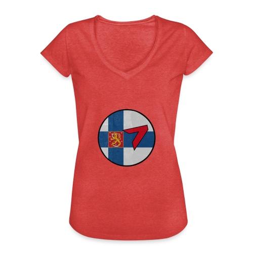 5 - Women's Vintage T-Shirt