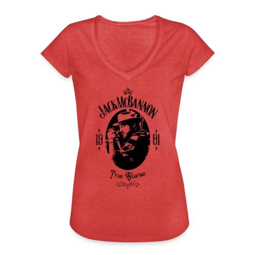 Jack McBannon - True Stories Portrait - Frauen Vintage T-Shirt