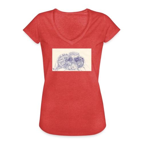 Eyefornature - Frauen Vintage T-Shirt
