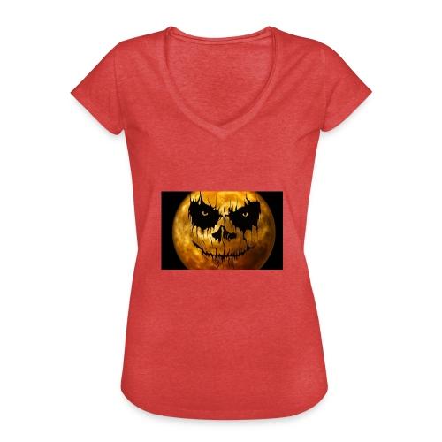 Halloween Mond Shadow Gamer Limited Edition - Frauen Vintage T-Shirt