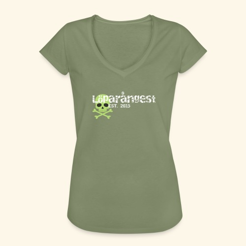 loeparangest - Vintage-T-shirt dam