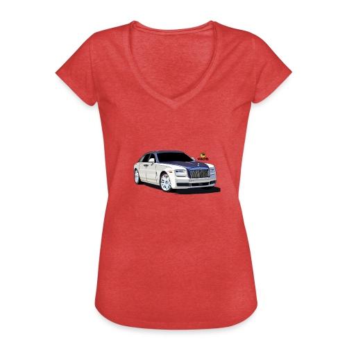 Luxury car - Women's Vintage T-Shirt