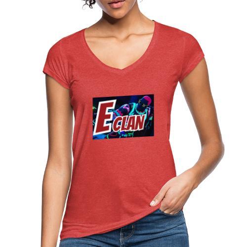 Elite x Clan Turnbeutel - Frauen Vintage T-Shirt