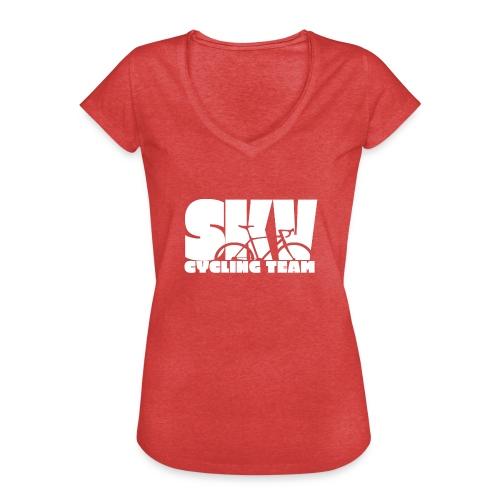 SKV CyclingTeam w - Frauen Vintage T-Shirt