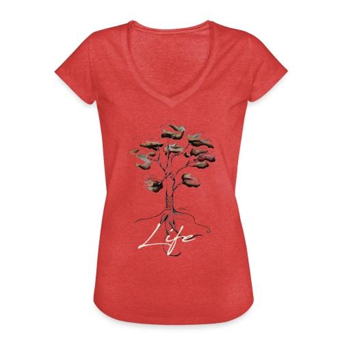Notre mère Nature - T-shirt vintage Femme