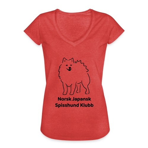 NJSK - Women's Vintage T-Shirt