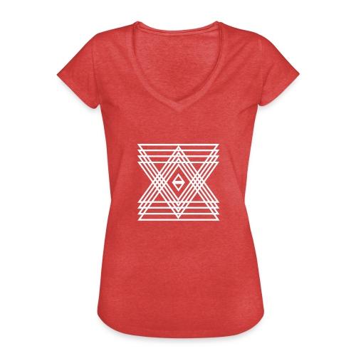 INDIE - Frauen Vintage T-Shirt