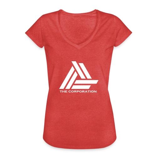 wit metnaam keertwee png - Women's Vintage T-Shirt