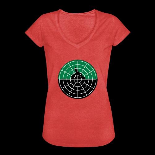 U-Boot Periskop - Frauen Vintage T-Shirt