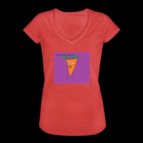 Yt logo - Vintage-T-shirt dam