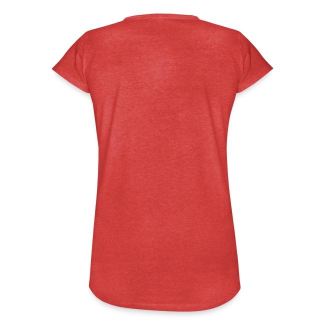 Vorschau: dog girl outdoor pawheart - Frauen Vintage T-Shirt