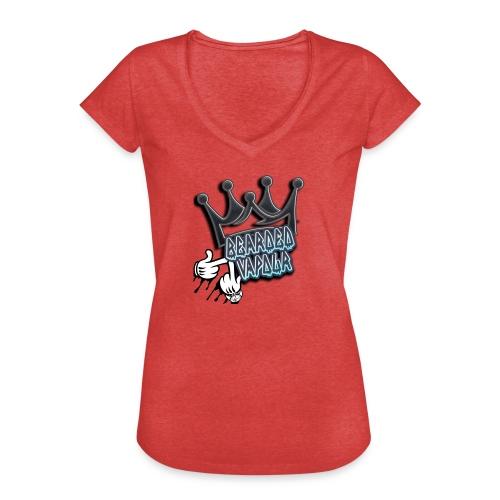 all hands on deck - Women's Vintage T-Shirt