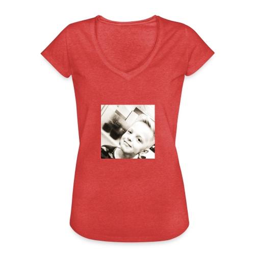 IMG 20180511 143458 276 - Frauen Vintage T-Shirt