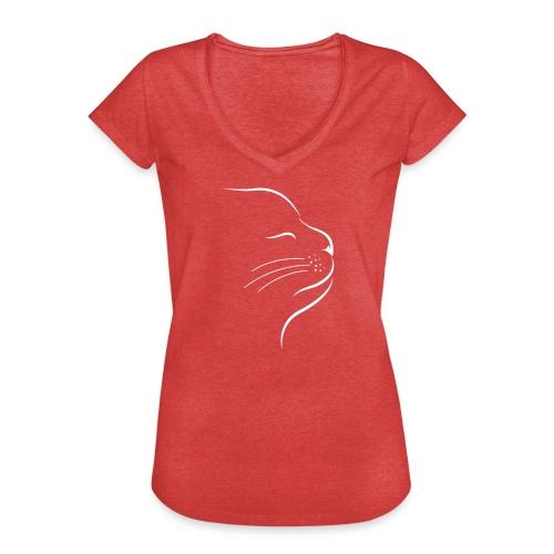 Vorschau: Catstyle - Frauen Vintage T-Shirt