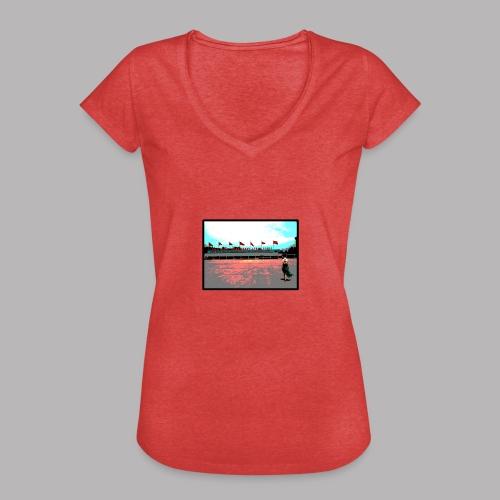 Ho Chi Minh - Women's Vintage T-Shirt