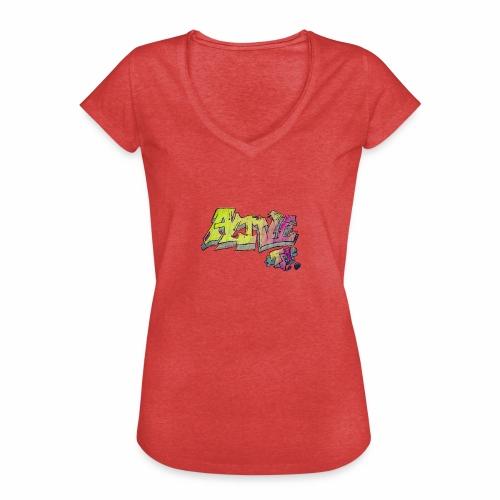 ALIVE TM Collab - Women's Vintage T-Shirt
