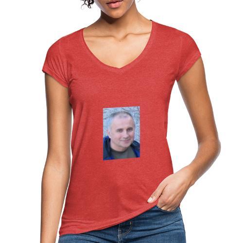 tibor csikos - Vintage-T-shirt dam