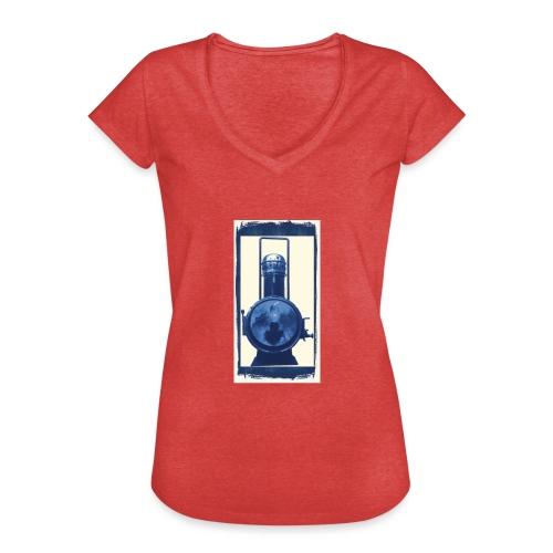Lok Lantern - Naisten vintage t-paita