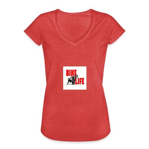 KEEP IT BIKELIFE - Women's Vintage T-Shirt