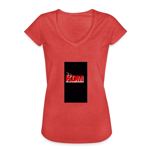 DREAM MUSIC - T-shirt vintage Femme