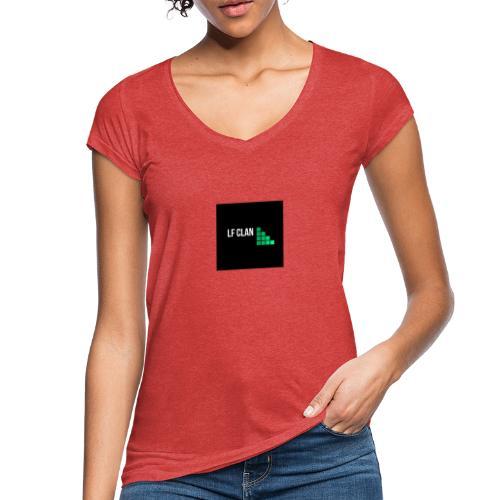 LF CLAN - Vintage-T-shirt dam