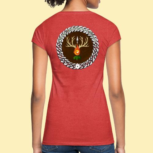 Médaillon de Neved - T-shirt vintage Femme