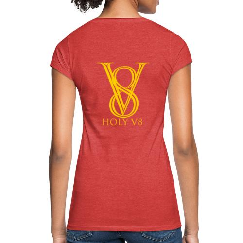 Holy V8 - Frauen Vintage T-Shirt