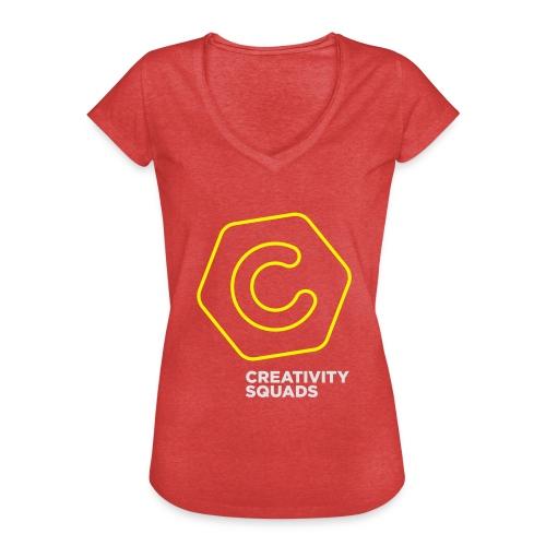 CS Hoodie Pink Unisex - Naisten vintage t-paita