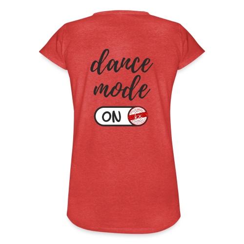 Shirt dance mode schw - Frauen Vintage T-Shirt