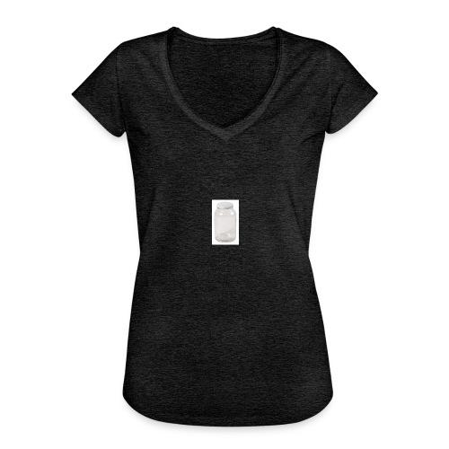 PLEASE FILL UP MY EMPTY JAR - Women's Vintage T-Shirt