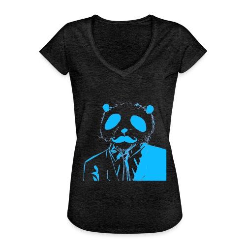 BluePanda Logo - Women's Vintage T-Shirt