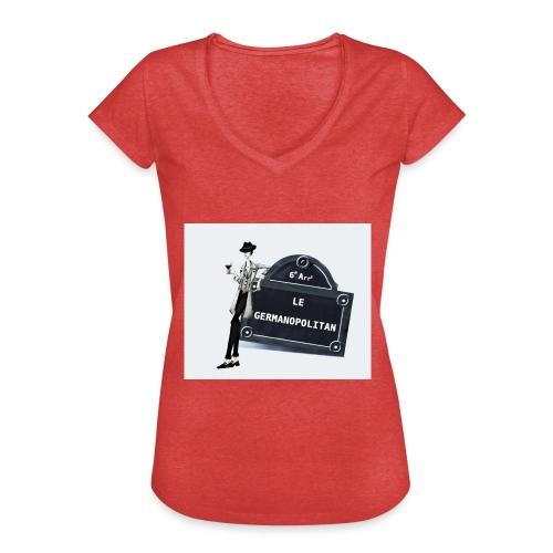 Sac Le Germanopolitan - T-shirt vintage Femme