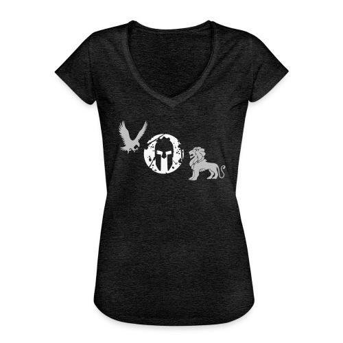 spartan groupe - T-shirt vintage Femme