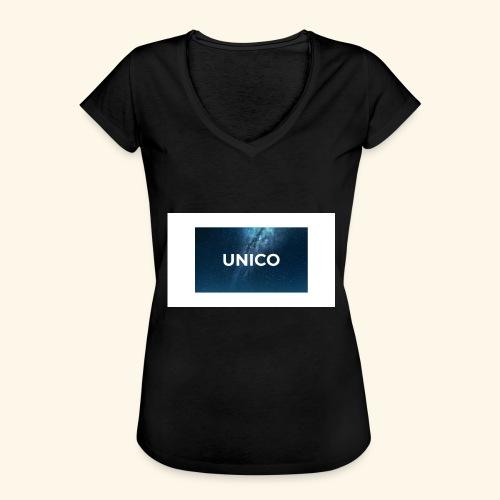 copertina canzone-unico - Maglietta vintage donna
