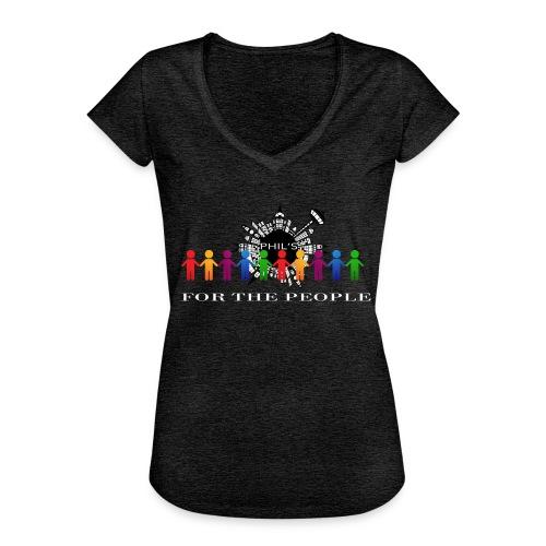 4 the People - Frauen Vintage T-Shirt